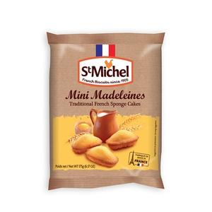 St Michel Mini Madeleines French Cake 12x175g