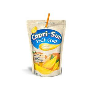 Caprisun Mango 100% Fruit Crush 200ml