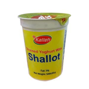 Shallot Yoghurt 500gr 1x500gr