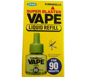 Fumakilla Vape Liquid Refill 1pc