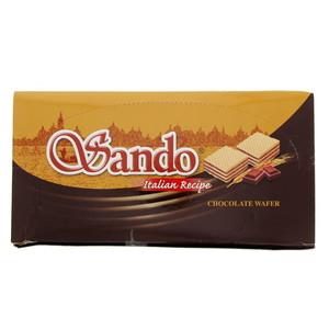 Sando Wafer Choc 24x32g