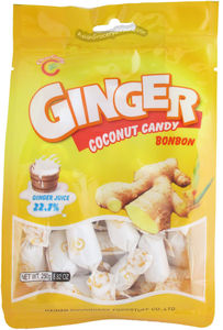Ginger Coconut Candy 1x250g
