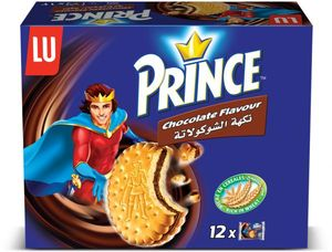 Lu Prince Na Biscuit 12x40gm