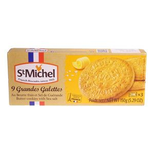 9 Grandes G/Butter Biscuits 12x150g