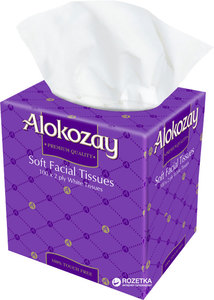 Alokozay Facial Tissue Boutique 100s
