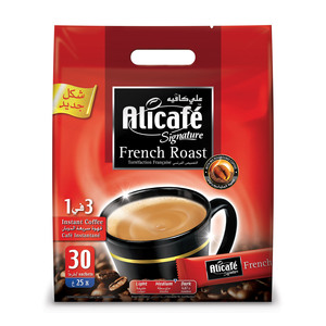 Alicafe Signature 3 In1 Pouch 30sx25g