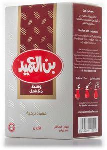 Al Ameed Coffee Medium With Cardamom 250g