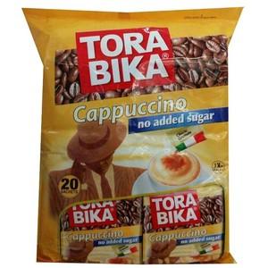 Torabica Cappucino Sugarfree Toffee 12.5 g