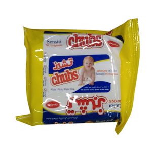 Chubs Sensitive Baby Wipes 20s