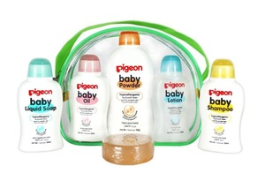 Pigeon Baby Toiletry Combo Pack 6s