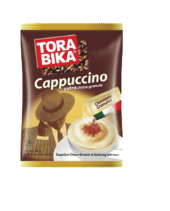 Torabika Cappucino 3 In 1 25gm