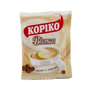 Kopiko Blanca Coffee Sachet 30g