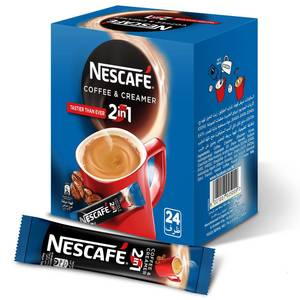 Nescafe Mycup2 In1 N/Sug2 24x10gm