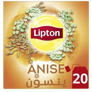 Lipton Herbal Infusion Tea Anise, 20Teabags 20Teabags