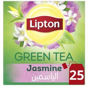 Lipton Green Tea Jasmine, 25Teabags 25Teabags