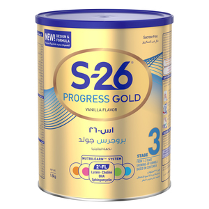 S26 Progress Gold Stage 3 From 1 to 3 Years 1.6kg