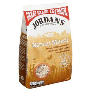 Jordan Muesli Natural 1kg