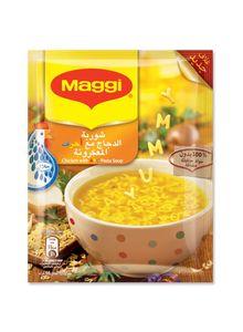 Maggi Soup Alphabets 12x66gm