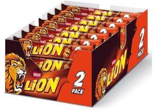 Lion Bar King Size 18x60g