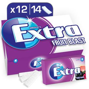 Extra Fruit Blast Multipack 30x14tabs
