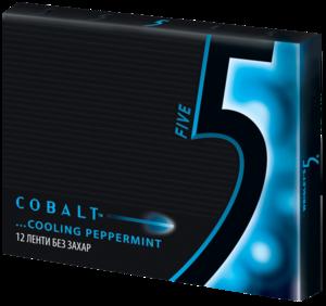 5 Gum Cobalt Peppermint Multipack 10x31.2g