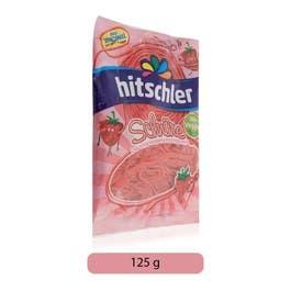 Hitschler Gum Strawberry Laces 125g