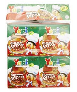 Yupi Gummi Pizza Outer 24x23gm