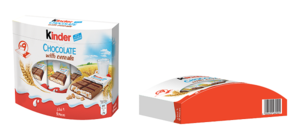 Kinder Chocolate With Cereals 9x211.5g
