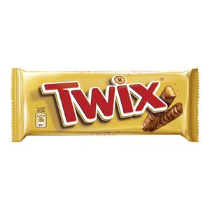 Twix Chocolate Bar 25x50g