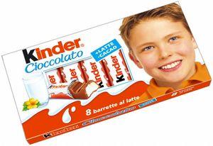 Kinder Chocolate (8 pcs) 100gm