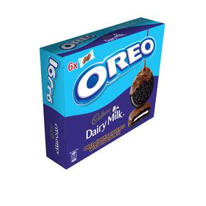Oreo Enrobed Multipack 204g