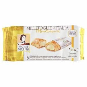 Vicenzi M/S Pastry Cream 125g