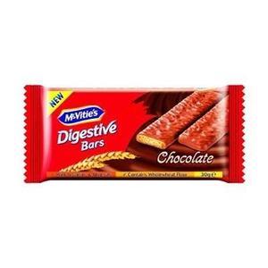 Mcvities Digestive Bar 24x30g