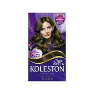 Wella Koleston Color Cream Kit Medium Blonde 7/0 142ml