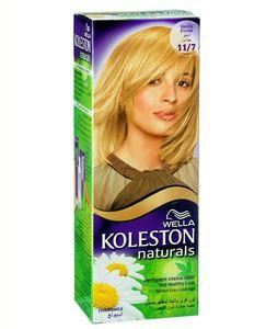 Wella Koleston Naturals Semi Kit Blonde Attraction 11/7 110ml