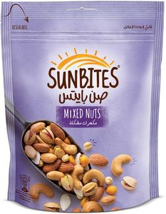 Sunbites Mixed Nuts 160g