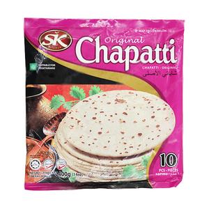 Sk Kitchen Chapathi 400g