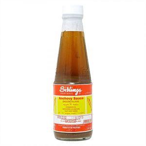 Siblings Anchovy Sauce Bagoongbalayan 340g
