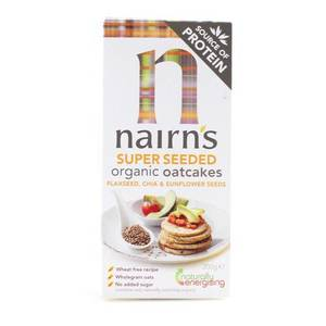 Nairn's Anic Super Seeded O 250g