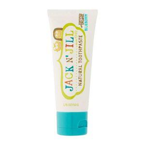 Jack N' Jill Organic Blueberry Toothpaste 50g