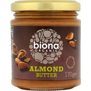 Biona Almond Butter Smooth 170g