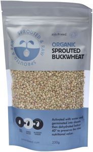 Sun & Seed Sprouted And Raw 250g