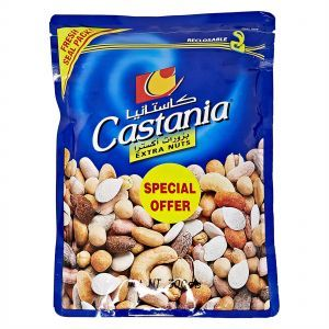 Castania Extra Mix Nuts 300g