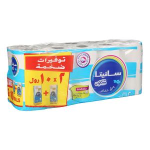 Napco Toilet Tissue Club 2x10