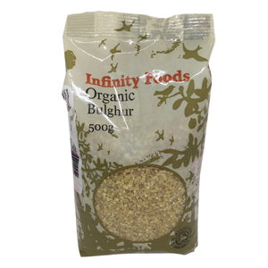 Organic Bulghur 500g