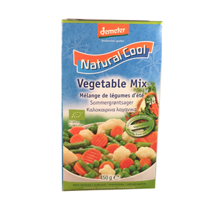 Natural Cool Vegetable Mix 450g