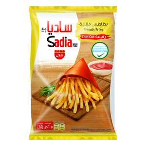 Sadia French Fries 2.5kg