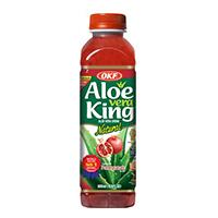 Okf Aloe Vera Pomegranate 500 ml