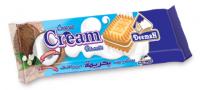 Deemah Coconut Crem Biscuit 90g
