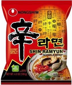 Nongshim Shin Ramyun 120 gm